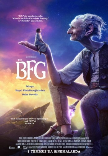 The Bfg The Big Friendly Giant