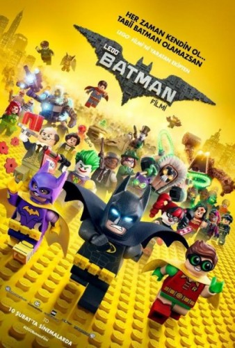 Lego Batman Filmi / The Lego Batman Movie
